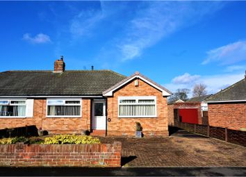 Thumbnail 2 bed semi-detached bungalow for sale in Richardson Road, Thornaby, Stockton-On-Tees