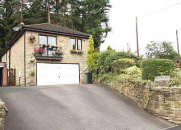 Thumbnail 4 bed detached bungalow for sale in Goit Stock Terrace, Harden, Bingley, West Yorkshire