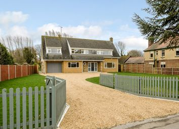 Thumbnail 4 bed detached house for sale in New Road, Spalding, Lincolnshire
