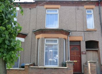 Thumbnail 4 bed terraced house to rent in Hugh Road, Stoke, Coventry