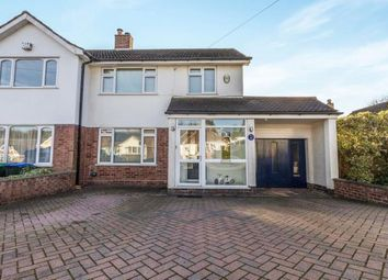 Thumbnail 3 bed semi-detached house for sale in Abbotsford Avenue, Great Barr, Birmingham, West Midland