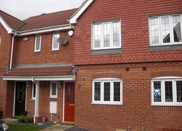 Thumbnail 3 bed terraced house to rent in Nicolson Close, Tangmere