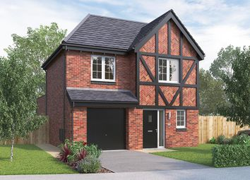 "Thumbnail 3 bed detached house for sale in ""The Newton"" at Russell Drive, Wollaton, Nottingham"