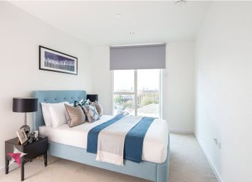 Thumbnail 1 bed flat to rent in Sky Gardens, 115 Wandsworth Road, London