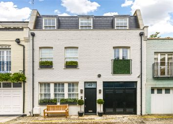 Princes Gate Mews, London SW7. 4 bed mews house for sale