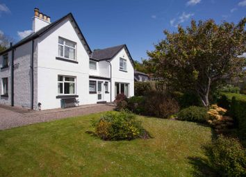 Thumbnail 4 bed detached house for sale in Corpach, Fort William, Highland