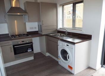 Thumbnail 3 bed flat to rent in Mercer Avenue, Castle Hill, Ebbsfleet Valley, Swanscombe
