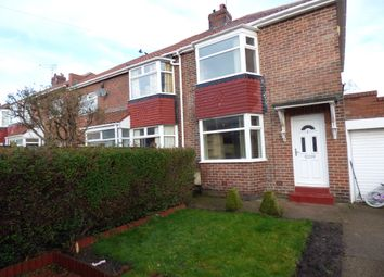 Thumbnail 2 bedroom semi-detached house for sale in Titlington Grove, Hebburn