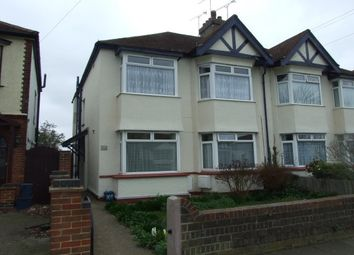 Thumbnail 2 bed flat to rent in Bournemouth Park Road, Southend-On-Sea
