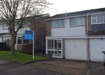 Thumbnail 3 bedroom semi-detached house for sale in Abbeydale Close, Binley, Coventry, West Midlands