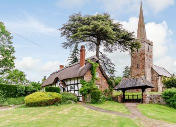 Thumbnail 3 bed cottage for sale in Stretton Grandison, Ledbury