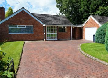 Thumbnail 4 bed bungalow for sale in Station Road, Warwick