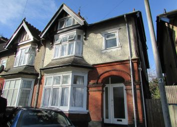 Thumbnail 4 bedroom semi-detached house to rent in Brantwood Road, Luton
