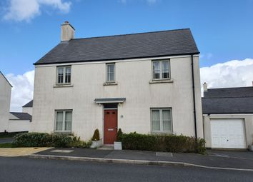 Thumbnail 4 bed detached house to rent in Heathland Way, Llandarcy, Neath