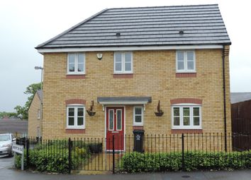 Thumbnail 4 bed detached house to rent in Thornborough Way, Hamilton, Leicester