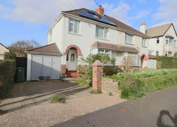 Thumbnail 4 bed semi-detached house for sale in Chaddiford Lane, Barnstaple