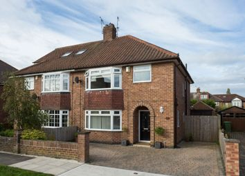 Thumbnail 3 bed detached house for sale in Elmlands Grove, Stockton Lane, York