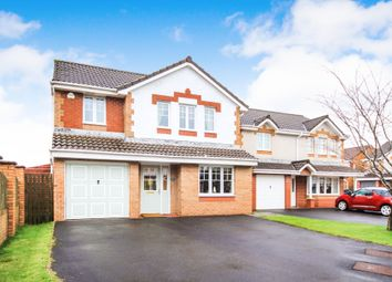 Thumbnail 4 bedroom detached house for sale in Wallace Wynd, Cambuslang, Glasgow
