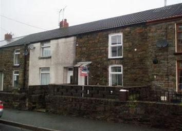 Thumbnail 2 bed property to rent in Park Road, Cwmparc, Treorchy