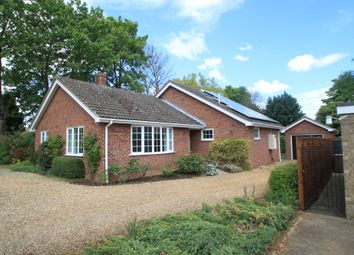 Thumbnail 4 bed property for sale in Horringer, Bury St Edmunds, Suffolk