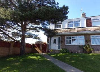 Thumbnail 3 bed property to rent in Backford Close, Prenton