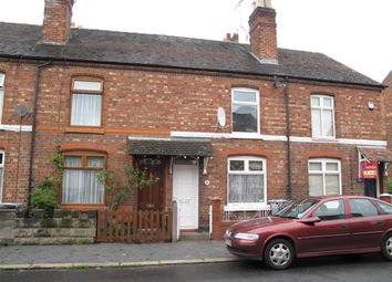 Thumbnail 2 bed terraced house to rent in Alton Street, Crewe