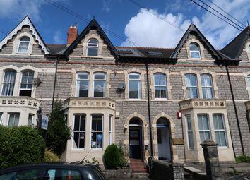 Thumbnail 4 bedroom flat to rent in Herbert Terrace, Penarth
