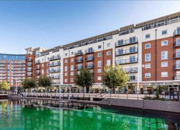 Thumbnail Flat for sale in Brecon House, Gunwharf Quays, Hampshire