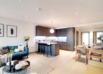 Thumbnail 3 bed flat for sale in The Taper Building, Long Lane, London
