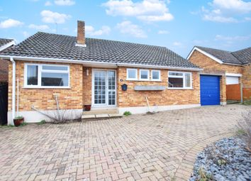 Thumbnail 3 bed detached bungalow for sale in Colneys Close, Sudbury
