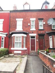 Thumbnail 5 bedroom terraced house to rent in Birch Lane, Victoria Park, Manchester