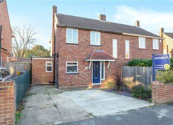 Thumbnail 4 bedroom semi-detached house for sale in Peel Close, Windsor, Berkshire