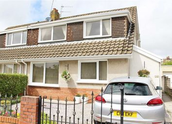 Thumbnail 4 bed semi-detached house for sale in Beaufort Drive, Kittle, Swansea
