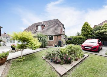 Thumbnail 4 bed detached house for sale in Ashacre Lane, Worthing, West Sussex
