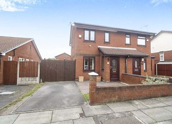 Thumbnail 2 bedroom semi-detached house for sale in Darmonds Green Avenue, Anfield, Liverpool