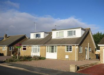 Thumbnail 3 bed semi-detached bungalow for sale in Dallas Avenue, Swindon, Wiltshire