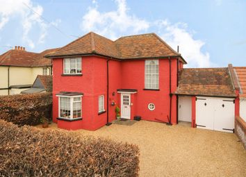 Thumbnail 3 bedroom detached house for sale in Exning Road, Newmarket