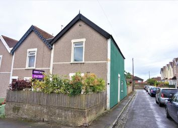 Thumbnail 2 bedroom end terrace house for sale in Bellevue Park, Bristol