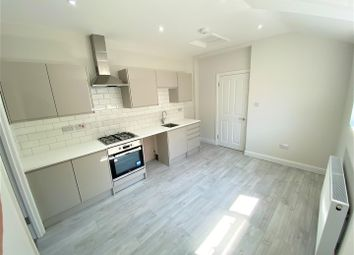 Thumbnail 3 bed flat to rent in Macaulay Road, London