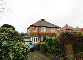Thumbnail 2 bed semi-detached house for sale in Harrow Avenue, Oldham, Greater Manchester