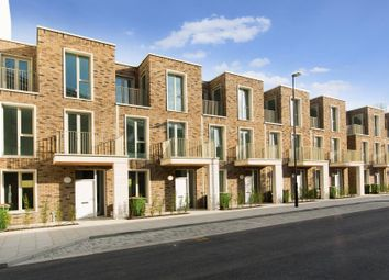 Thumbnail 3 bedroom terraced house to rent in Starboard Way, Royal Wharf, London
