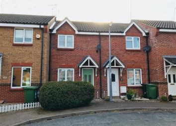 Thumbnail 2 bed terraced house for sale in Woodbine Close, North Walsham