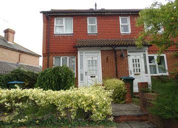 Thumbnail 2 bed end terrace house to rent in Yapton Road, Barnham, Bognor Regis