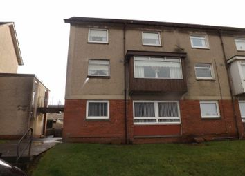 Thumbnail 1 bedroom flat to rent in Shirrel Avenue, Bellshill, North Lanarkshire