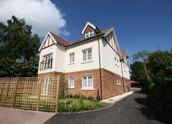 Thumbnail 2 bed flat for sale in Station Court, The Avenue, Amersham, Buckinghamshire