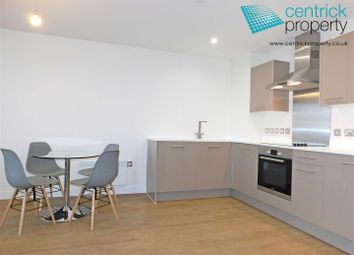 Thumbnail 1 bed flat to rent in The Bank, 60 Sheepcote Street, Birmingham