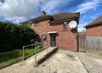Thumbnail 3 bed semi-detached house for sale in Dickens Avenue, Canterbury
