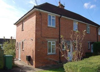 Thumbnail 3 bed semi-detached house to rent in Ash Lane, Wells