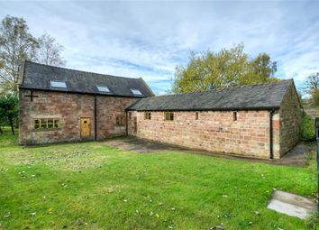 Thumbnail 3 bed barn conversion for sale in Belmont Road, Ipstones, Stoke-On-Trent