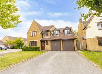 Thumbnail 6 bed detached house for sale in Beaulieu Gardens, West Bridgford, Nottinghamshire